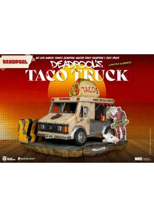 MC-036 Marvel Comics Deadpool Master Craft Deadpool's Taco Truck