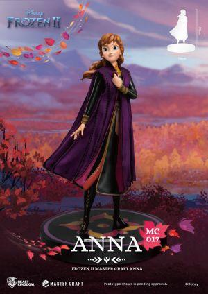 Frozen II Master Craft Anna