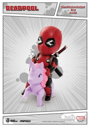 Marvel Comics: Mini Egg Attack - Deadpool Pony