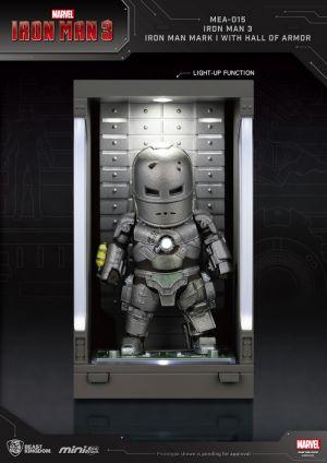 Iron Man 3 /Iron Man Mark I with Hall of Armor
