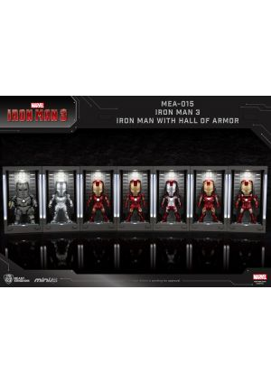 Iron Man 3 Bundle with Hall of Armor