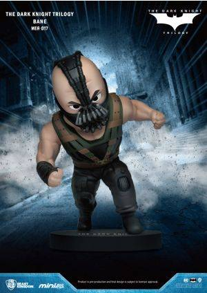 The Dark Knight Trilogy Batman Mini Egg Attack - Bane