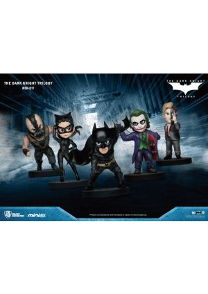 The Dark Knight Trilogy Batman Mini Egg Attack Bundle