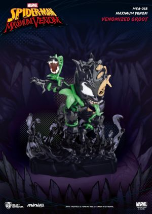 Mini Egg Attack Maximum Venom Venomized Groot