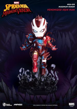 Mini Egg Attack Maximum Venom Venomized Iron-Man