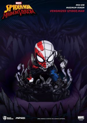 Mini Egg Attack Maximum Venom Venomized Spider-Man