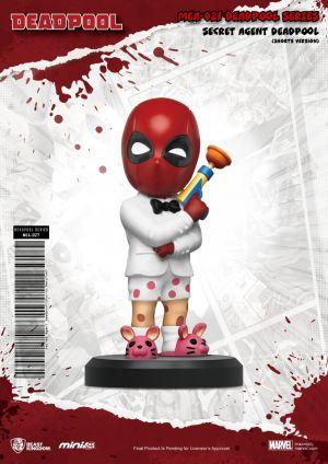 MEA-027_G Deadpool series SP Secret Agent Deadpool(Shorts Version)