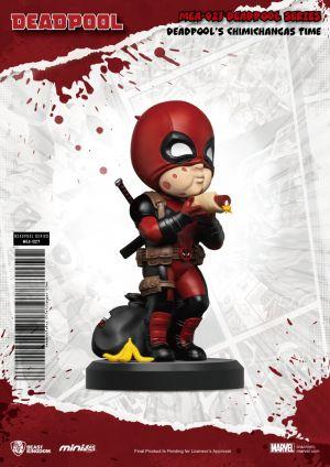 MEA-027_E Deadpool series Deadpool's Chimichangas time