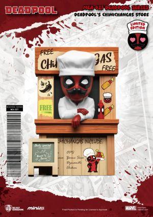 MEA-027 Deadpool series Deadpool's Chimichangas store