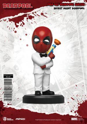 MEA-027_B Deadpool series Secret Agent Deadpool