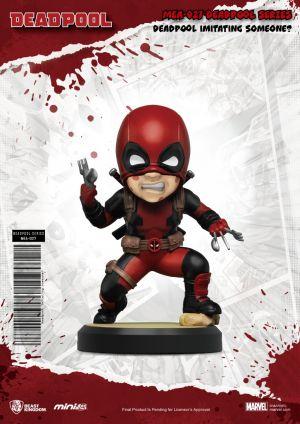 MEA-027_F Deadpool series Deadpool imitating someone?