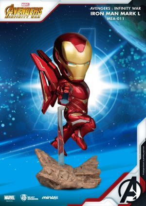 Avengers:Endgame Iron Man MK 50