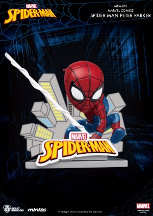 MARVEL COMIC Spider-Man Peter Park (CB)