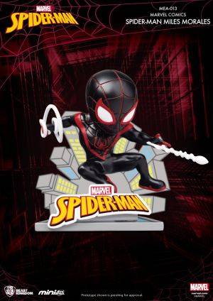 MARVEL COMIC Spider-Man Miles Morales (CB)