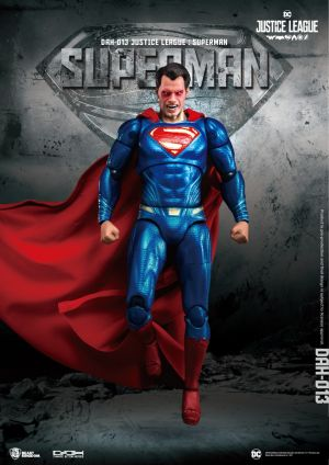 Justice League: Dynamic 8ction Heroes - Superman