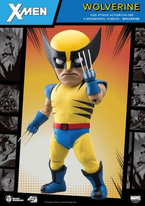 Marvel X-Men: Egg Attack Action - Origins Wolverine