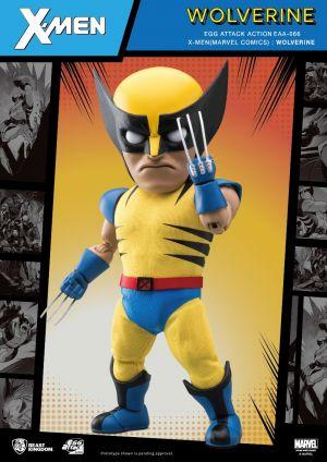 Marvel X-Men: Egg Attack Action - Origins Wolverine