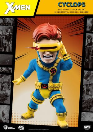Marvel X-Men: Egg Attack Action - Cyclops