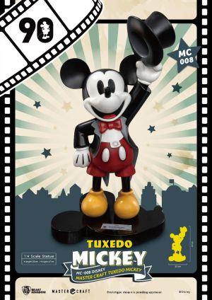 Disney Master Craft Tuxedo Mickey