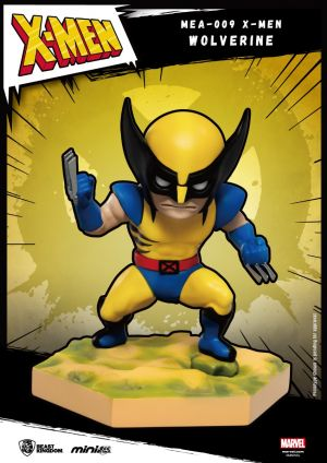 Marvel X-Men: Mini Egg Attack - Wolverine