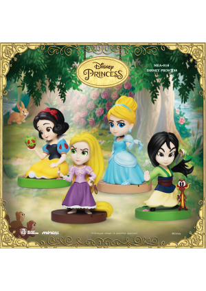 DISNEY PRINCESS BUNDLE