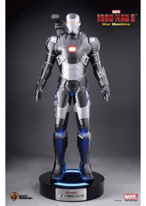 Iron Man 3 – War Machine Life Size Figure