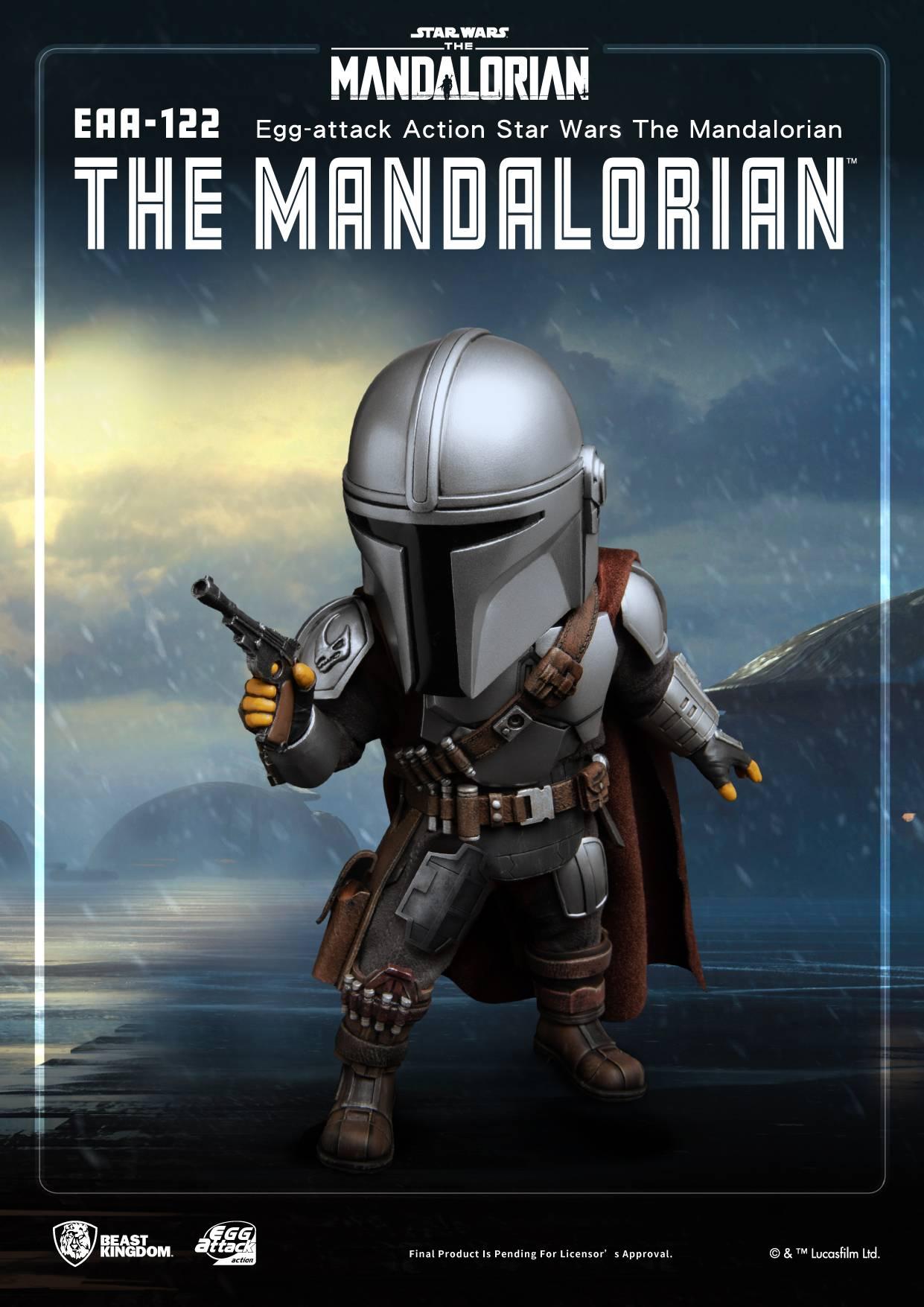Disney's Mandalorian!
